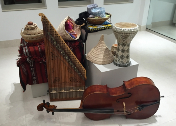 Arabic Musical Instruments